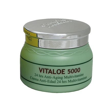 Canarias Cosmetics Vitaloe 5000 Anti-Age Multivitamin Cream