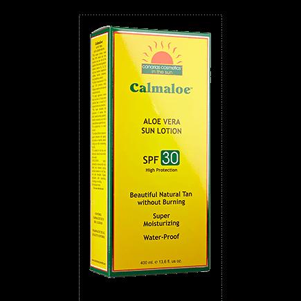 Canarias Cosmetics Calmaloe Sonnenpflege Sun Lotion High Protection SPF 30