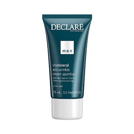 Declare men vitamineral anti-wrinkle cream sportive