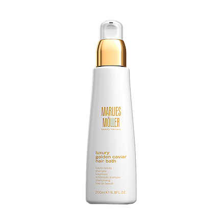 Marlies Möller luxury golden caviar hair bath