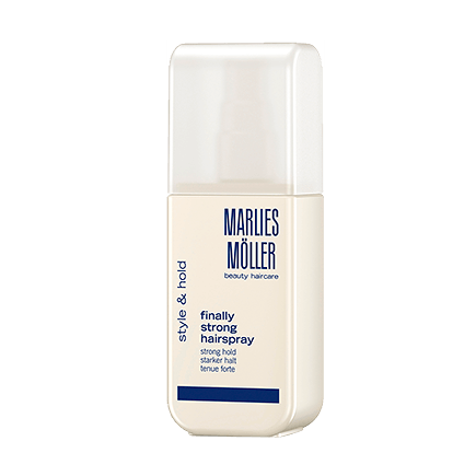 Marlies Möller finally strong hairspray