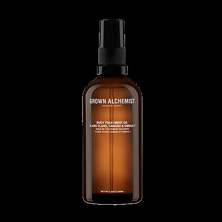 Grown Alchemist Body BODY TREATMENT OIL: YLANG YLANG, TAMANU & OMEGA 7