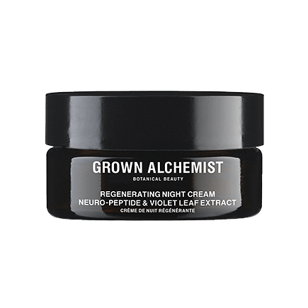 Grown Alchemist Activate REGENERATING NIGHT CREAM: NEURO-PEPTIDE & VIOLET LEAF EXTRACT