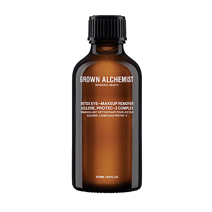 Grown Alchemist Cleanse DETOX EYE MAKE-UP REMOVER: AZULENE & TOCOPHEROL
