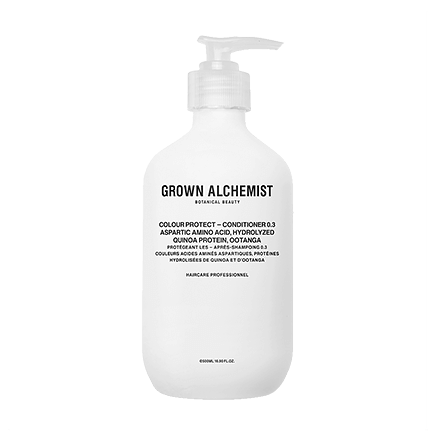 Grown Alchemist Cosmeceutical Haircare COLOUR-PROTECT CONDITIONER 0.3 ASPARTIC AMINO ACID, HYDROLIZED QUINOA PROTEIN, OOTANGA