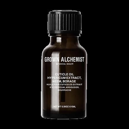 Grown Alchemist Hand CUTICLE OIL: HYPERICUM EXTRACT, NEEM, BORAGE