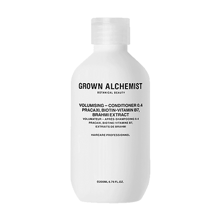 Grown Alchemist Cosmeceutical Haircare VOLUMISING - CONDITIONER 0.4 PRACAXI, BIOTIN-VITAMIN B7, BRAHMI EXTRACT