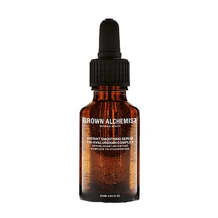 Grown Alchemist Activate Instant Smoothing Serum Tri-Hyaluronan Complex